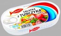 sałatka z tuńczyka w chilli 170g