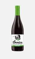 wino Aronica- półsłodkie
