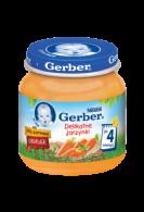 Gerber Moja pierwsza zupka Jarzynowa po 4 miesiącu