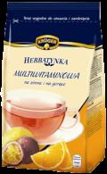 HERBATYNKA MULTIWITAMINOWA o smaku owoców tropikalnych - granulowana herbatka rozpuszczalna