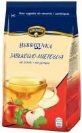 Jabłkowo-miętowa – granulowana herbata rozpuszczalna