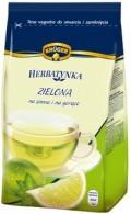 Zielona z limonką – granulowana herbata rozpuszczalna