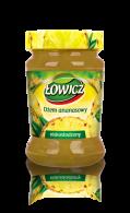 Dżem ananasowy niskosłodzony