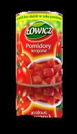 pomidory w puszce krojone 400g