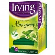 Herbata zielona miętowa 20 torebek
