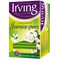 Herbata zielona jaśminowa 20 torebek