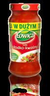 sos słodko - kwaśny pikantny 350g