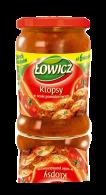klopsy w sosie pomidorowym 580g