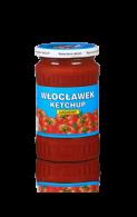 ketchup łagodny 380g