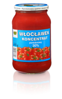 koncentrat pomidorowy 30% 970g