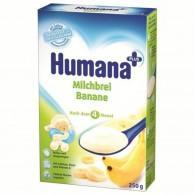 Kaszka mleczna z bananami - po 4 miesiącu
