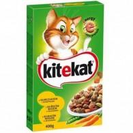 Sucha karma dla kotów z kurczakiem i warzywami