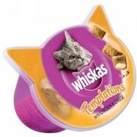 Temptamptions Pokarm dla kotów z kurczakiem i serem