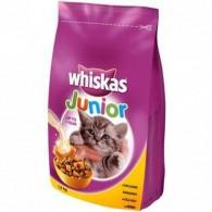 Sucha karma dla kotów z kurczakiem