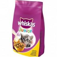 Junior Sucha karma dla kotów z kurczakiem