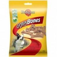 Gravy Bones Przekąska dla psów - biszkopty z mięsnym nadzieniem