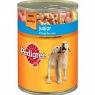 Junior Pokarm dla psów z kurczakiem w galarecie