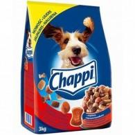 Sucha karma dla psów z wołowiną i drobiem (dorosłe psy)