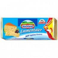 Ser topiony w bloczku Emmentaler