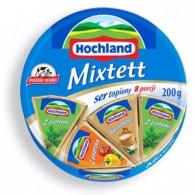 Ser topiony w krążku Mixtett