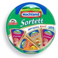 Ser topiony w krążku Sortett