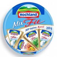 Ser topiony w krążku Mix Fit