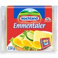 Ser topiony w plasterkach Emmentaler