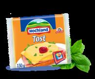 Ser topiony w plasterkach Tost