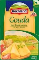 Ser żółty w plastrach Gouda