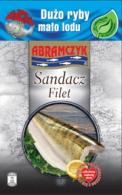 Sandacz filet z/s