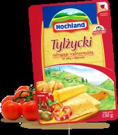 Ser żółty w plastrach Tylżycki