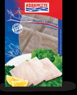 Kostka z filetów rybnych - mintaj