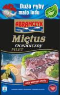 Miętus oceaniczny filet z/s