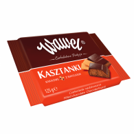 Czekolada Kasztanki kakaowe z wafelkiem