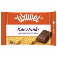 Mini czekolada Kasztanki