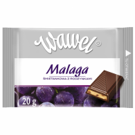 Mini czekolada Malaga