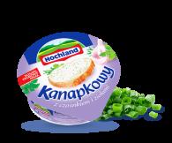 Ser Kanapkowy Z czosnkiem i ziołami